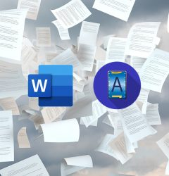 Page count in Microsoft Word and AnyCount