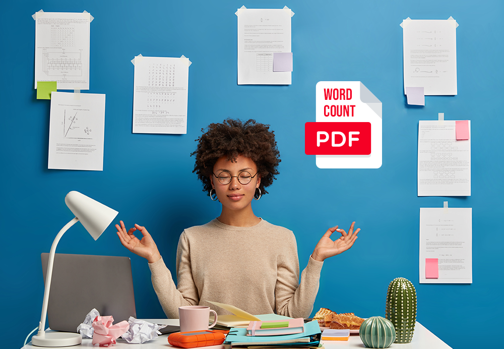 How to Do PDF Word Count in Adobe Acrobat Pro DC