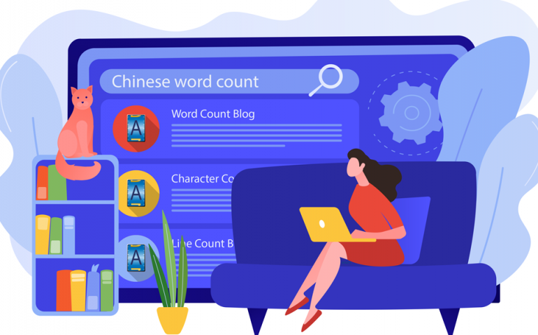 Chinese Word Count